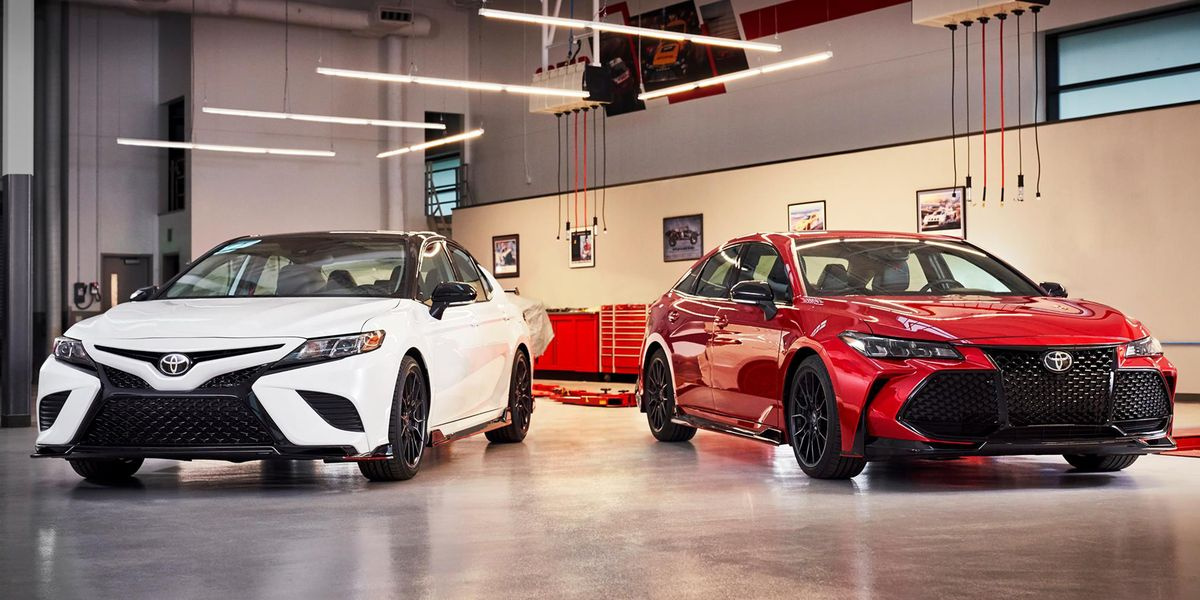 Toyota Camry and Toyota Avalon Gaining High-Performance ...