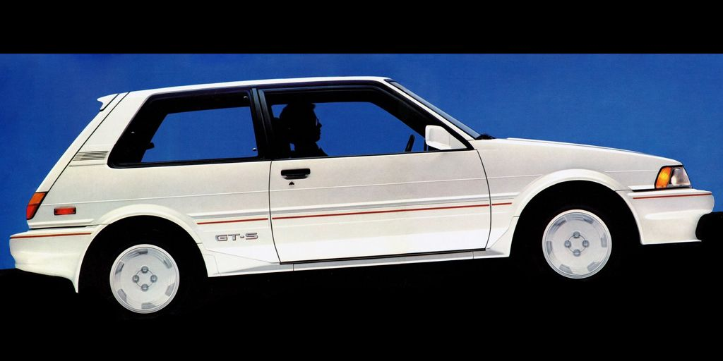 Remember When Toyota Made A Real Hot Hatch