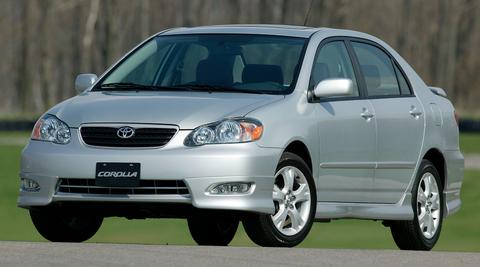 Land vehicle, Vehicle, Car, Alloy wheel, Mid-size car, Toyota corolla, Toyota, Full-size car, Compact car, Toyota corolla e120,