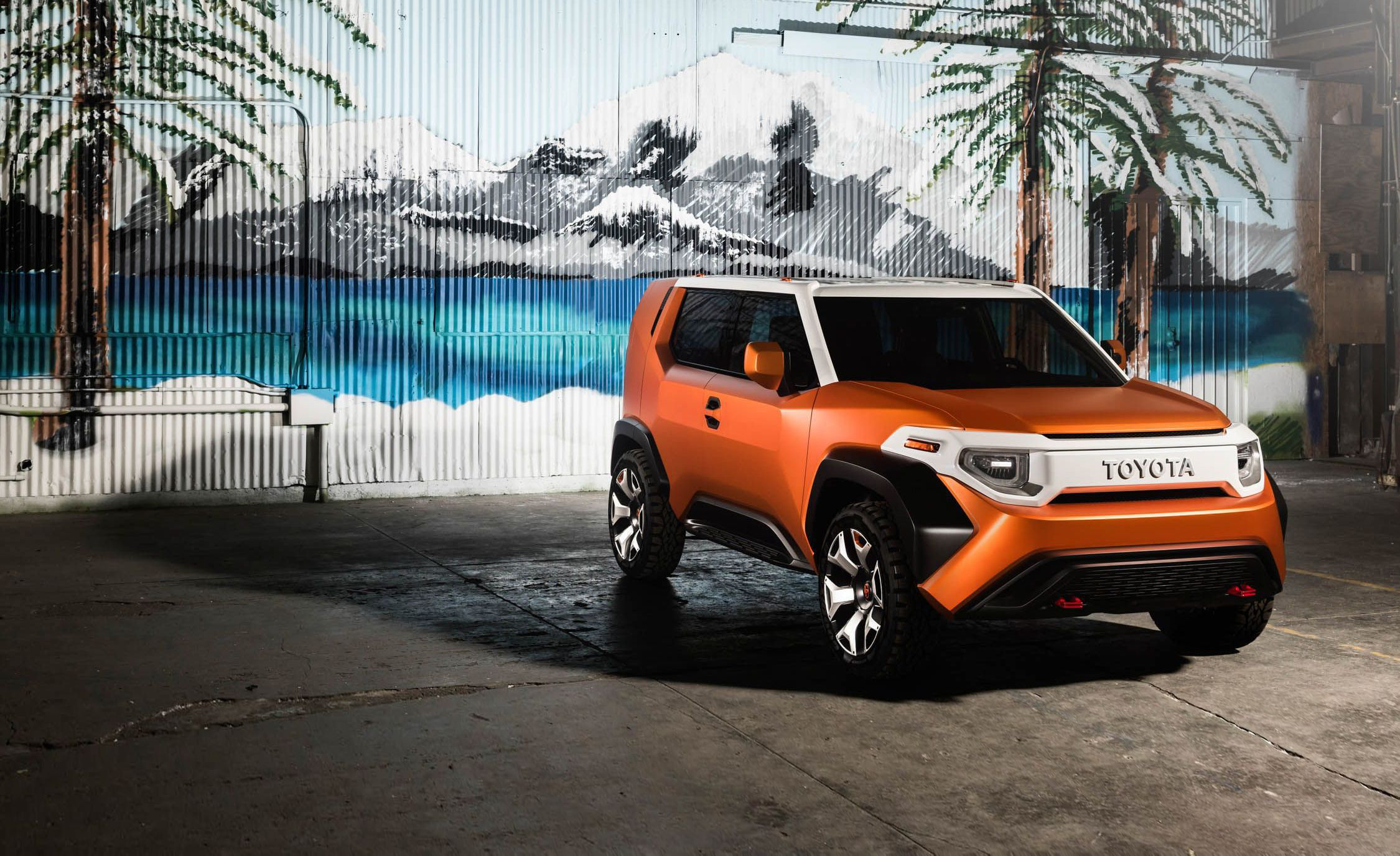 2020 Toyota Land Cruiser Concept & Release Date >> 2020 Toyota Ft 4x