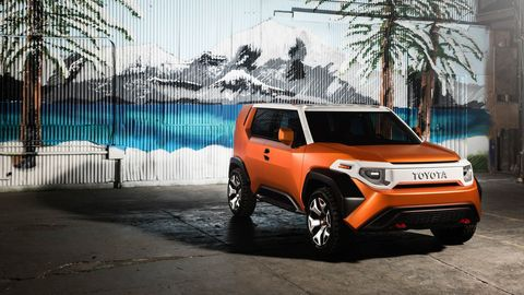 Toyota Company Latest Models >> New Toyota Vehicles Models And Prices Car And Driver