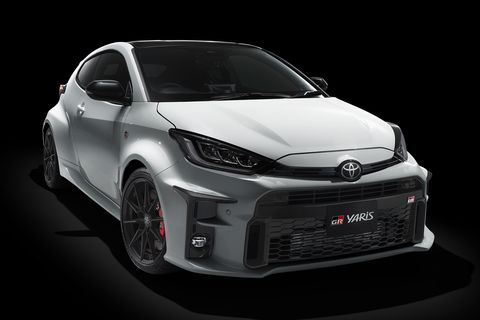 Toyota GR Yaris Is a Wild 268-HP Homologation Rally Special
