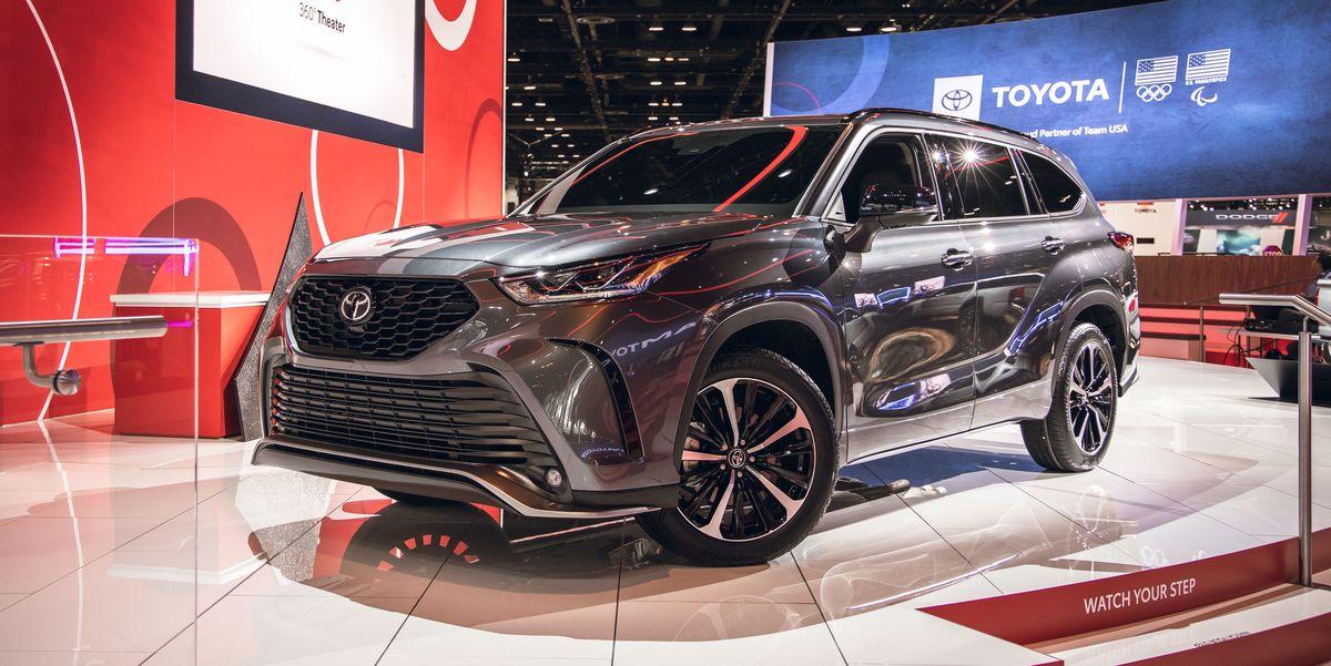 2021 Toyota Highlander Adds Sporty Xse Trim No Not Ironically