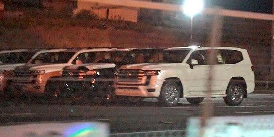 New Toyota Land Cruiser Leaked, but U.S. Future Unclear