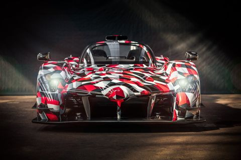 toyota gr super sport at le mans