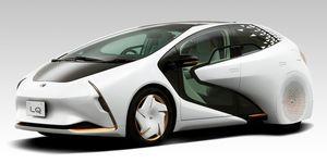 Toyota LQ Concept