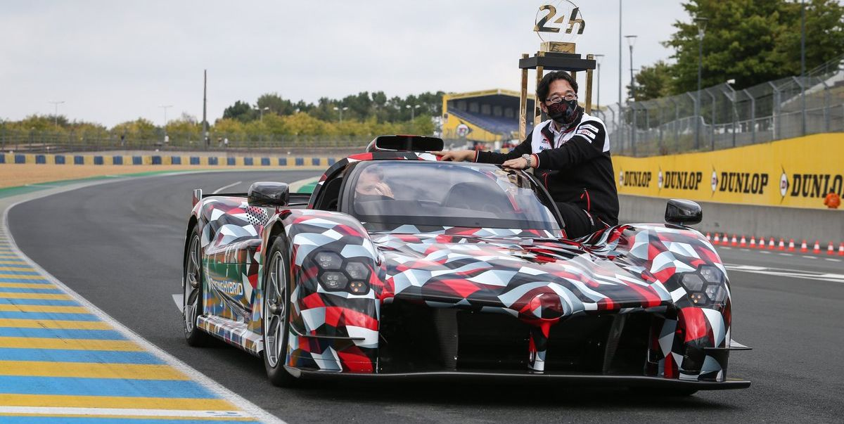 986-HP Toyota GR Super Sport Hypercar Makes First Public Appearance At Le Mans