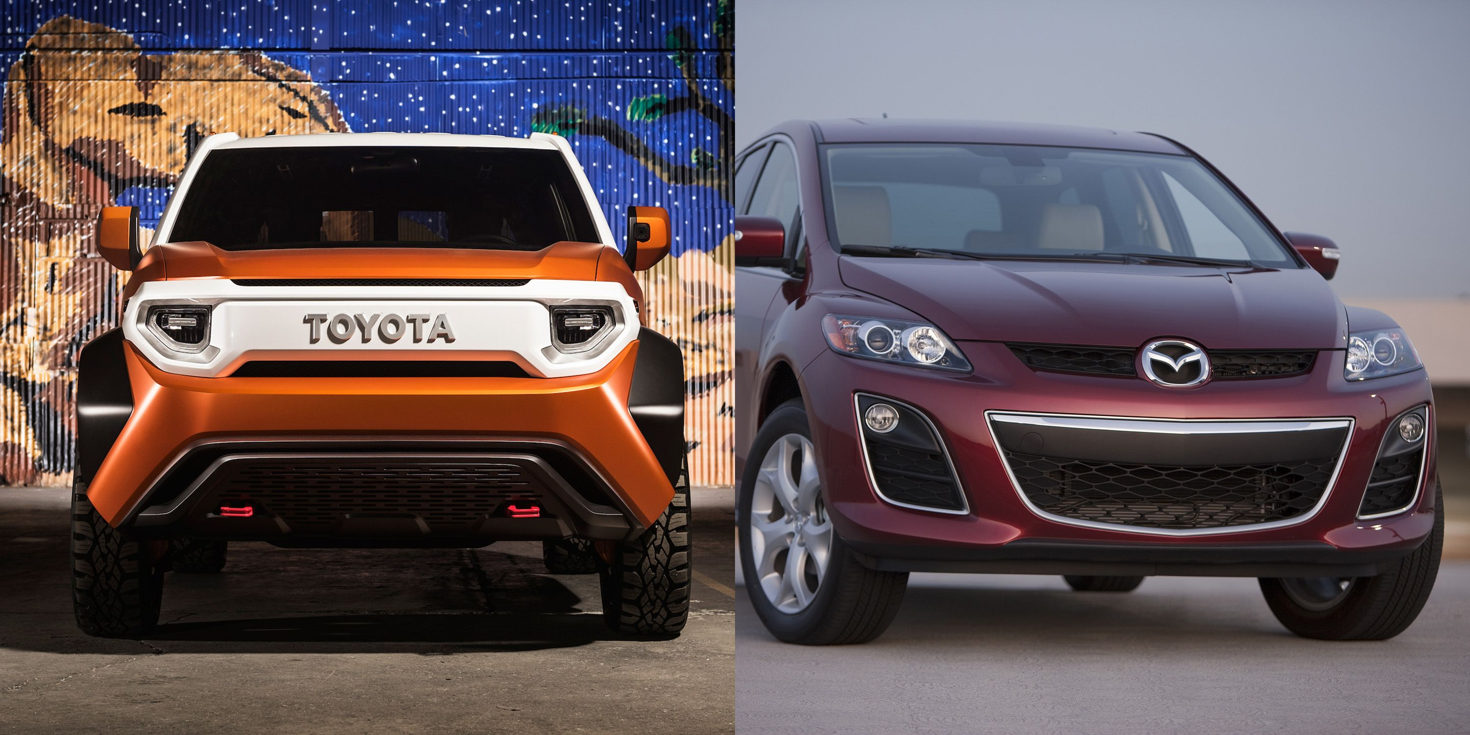 Toyota And Mazda Suvs Built In Alabama Will Share Components