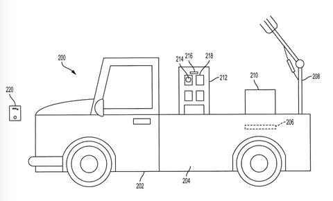 Toyota Autonomous Shopping Vehicle