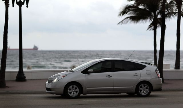 toyota announces prius recall due to brake issue
