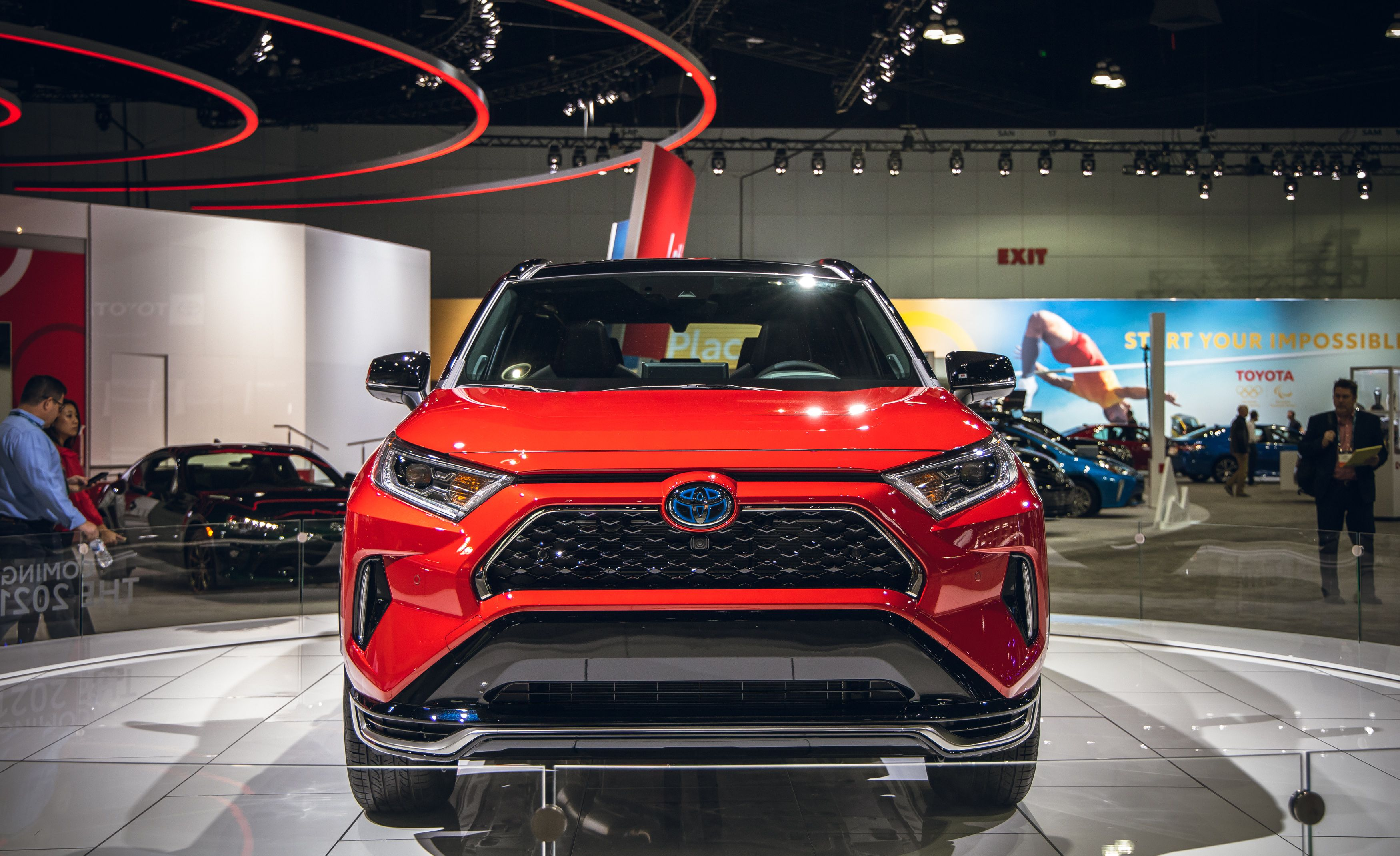 2021 Toyota Rav4 Prime Adds Plug In Hybrid To Crossover S Lineup