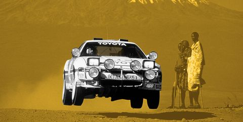 40 Years of TRD