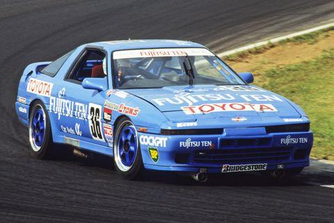 1987 Supra Turbo