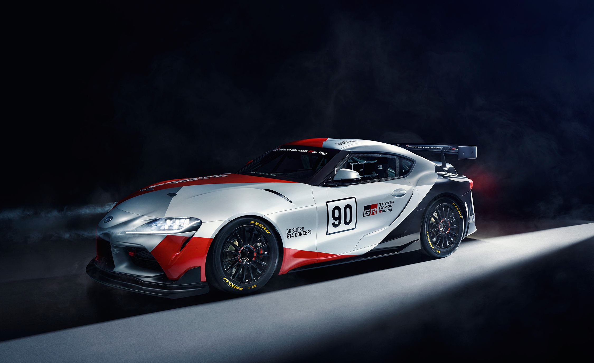 toyota gr supra gt4 concept \u2013 racers may soon be able to buy one Toyota Supra 3000GT