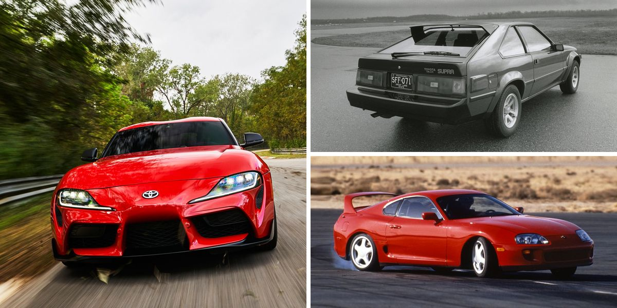 Subaru Lease Deals >> A Full History of the Toyota Supra Sports Car