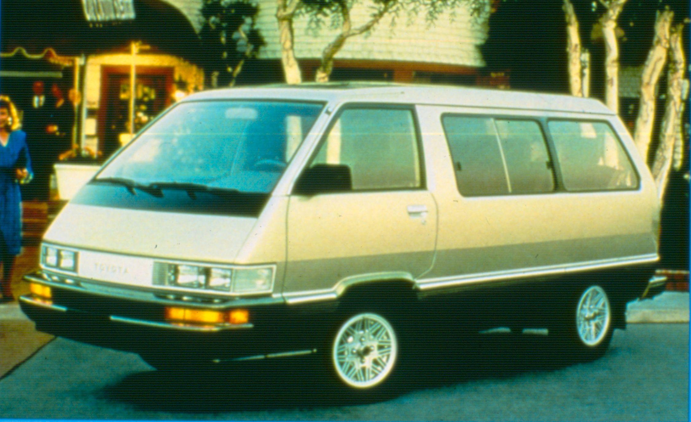 weirdest minivans of all time weirdest minivans of all time
