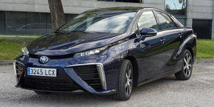 Toyota Mirai España