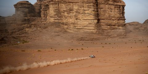 auto moto rally dakar stage10