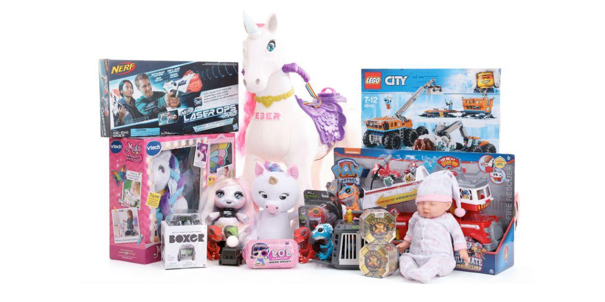 Argos 2018 Christmas toys