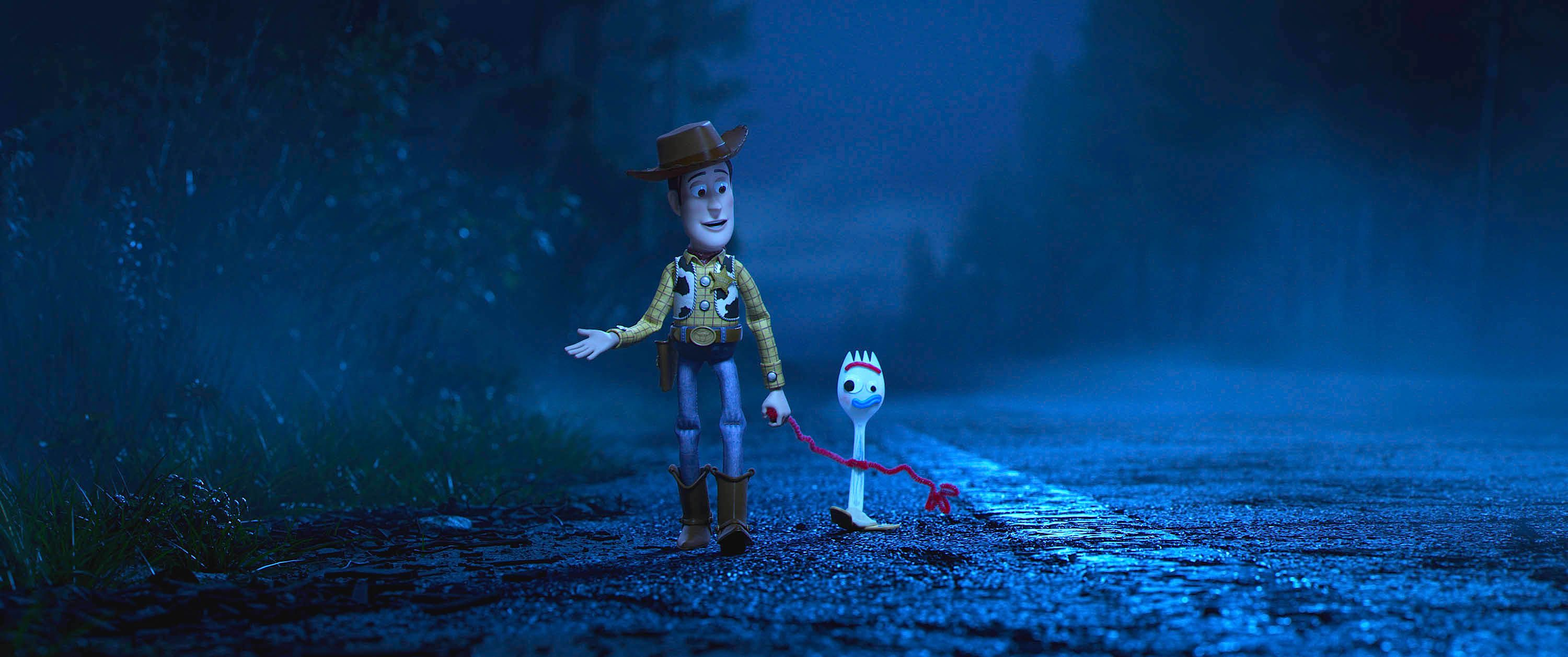 Toy Story 4 Elegantly Captures the Existential Terror of Being Alive