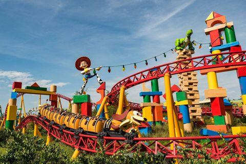 Toy Story Land - Disney Parks