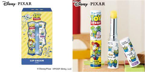 DHCx玩具總動員橄欖油護唇膏