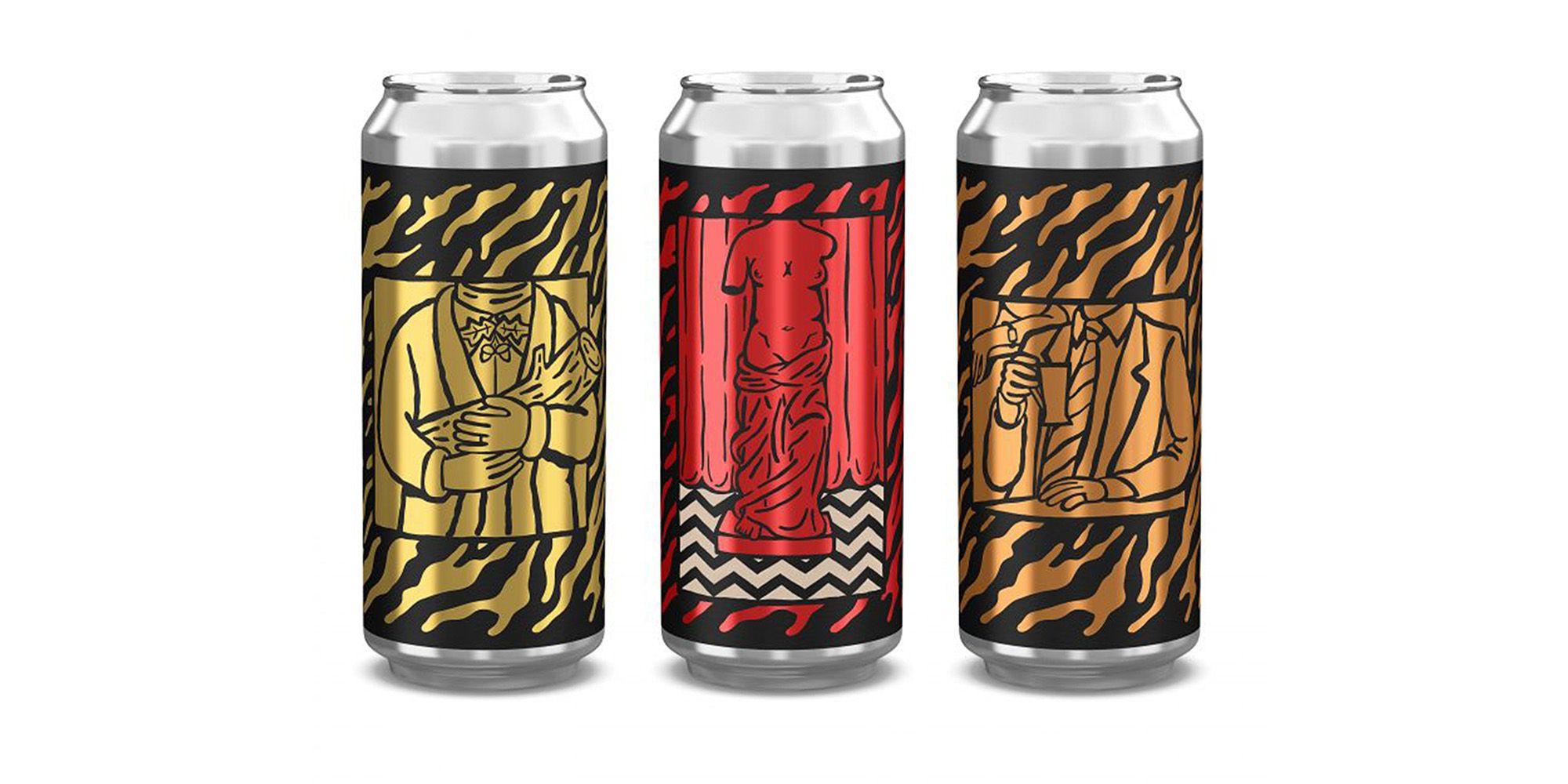 David Lynch lanzará su propia cerveza de Twin Peaks