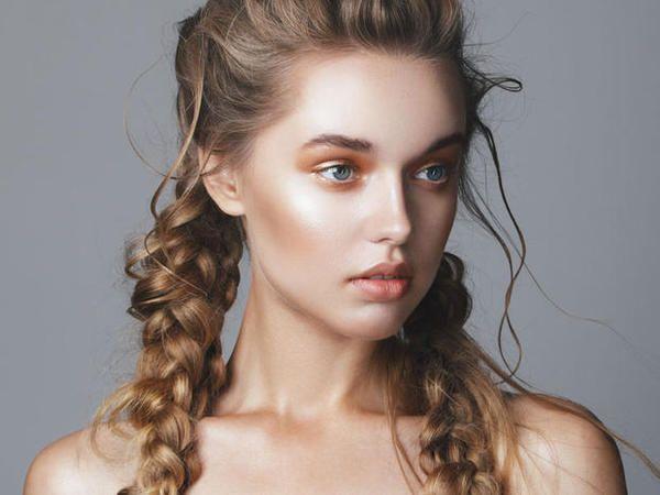 Trecce per capelli medi