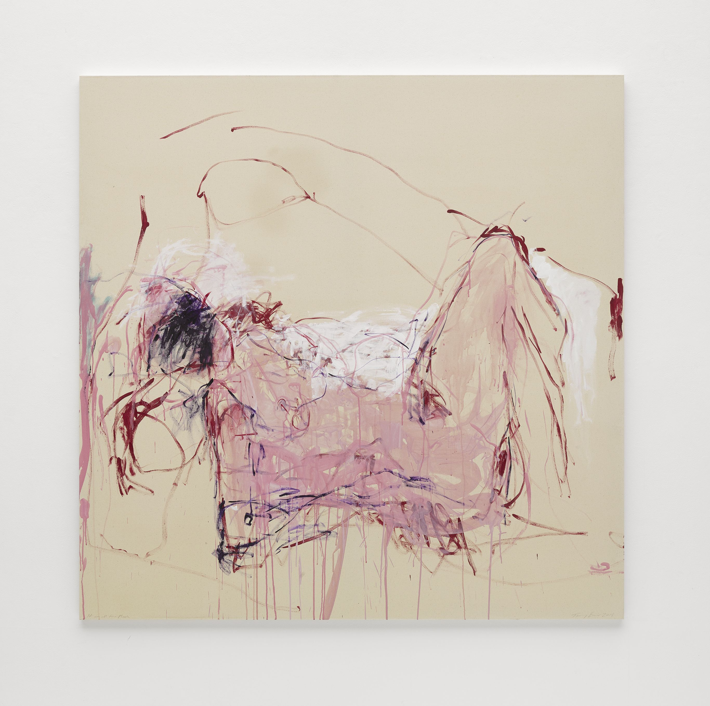 Tracey Emin's emotional new exhibition