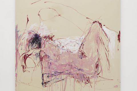 Modern art, Art, Drawing, Painting, Illustration, Visual arts, Watercolor paint, Line, Font, Artwork,