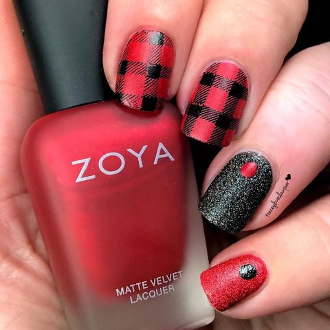Cool Winter Nail Art Winter Nail Art Design Ideas