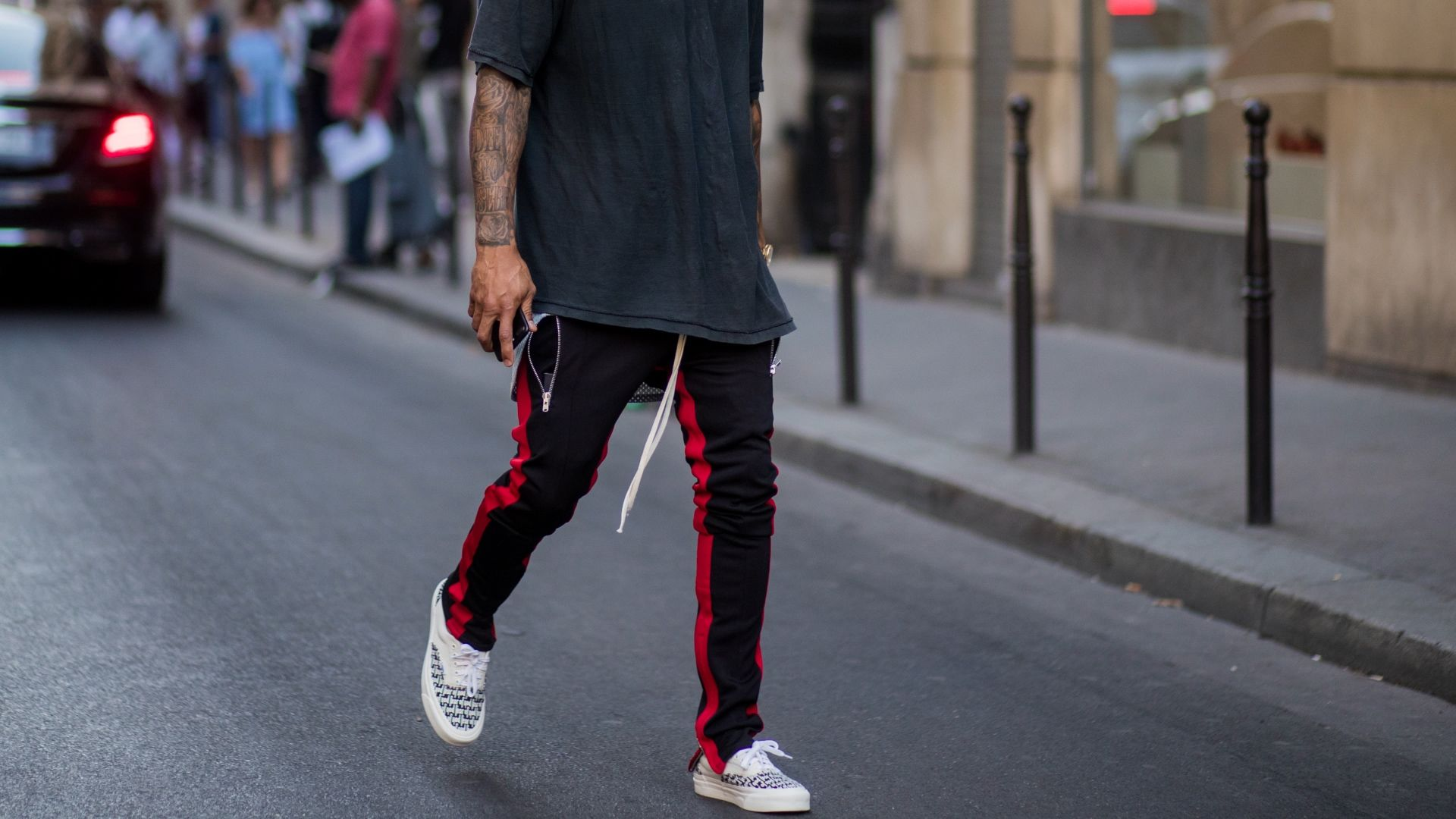 87974464821 How Track Pants Went From Sports Gear to Style Essential