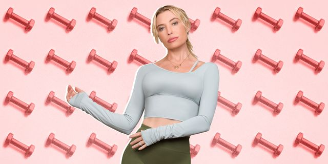 tracy anderson of the tracy anderson method