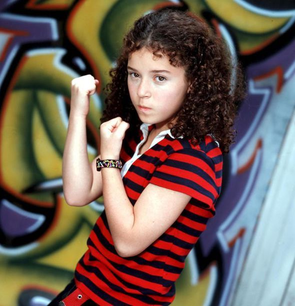 Uh So Dani Harmer Was In Harry Potter Before She Became Tracy Beaker
