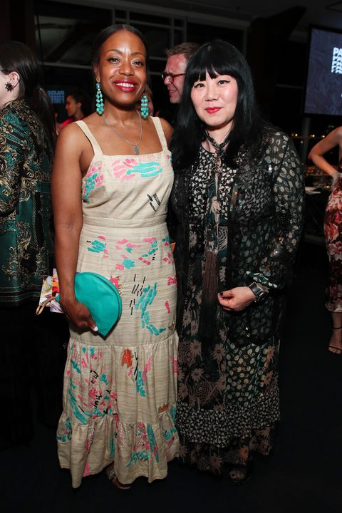 the 71st annual parsons tracy reese, anna sui