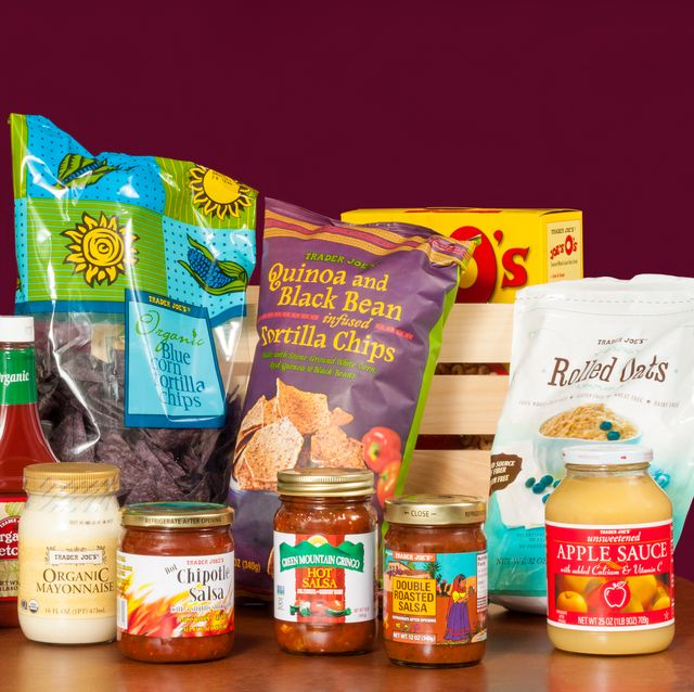 best foods from trader joe's for runners