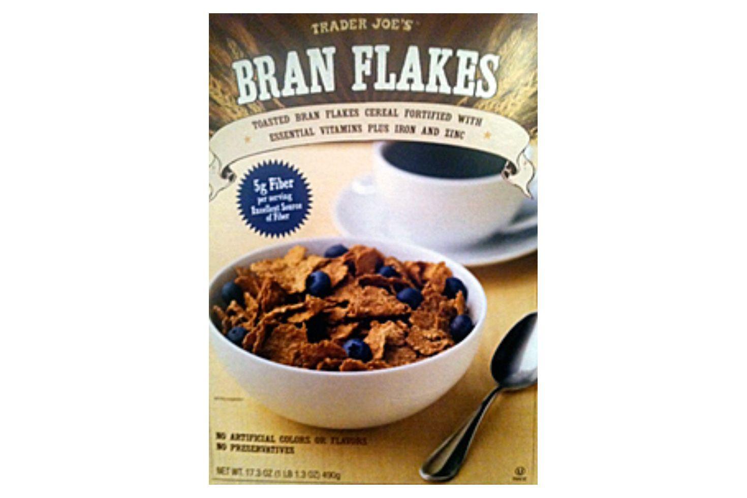 Trader Joe's Bran Flakes