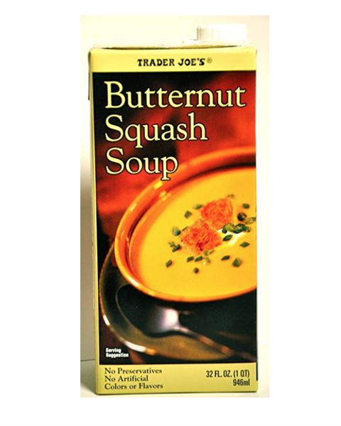 Trader Joes Butternut Squash Soup