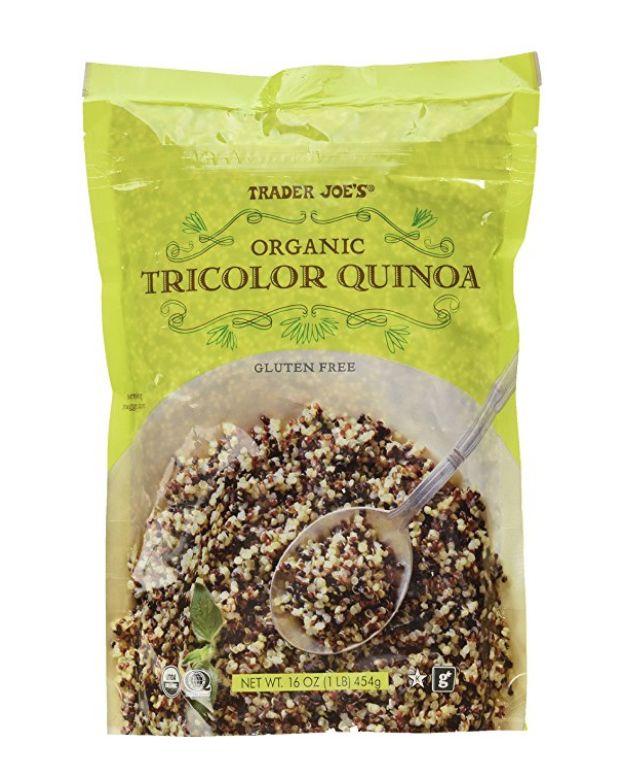 trader joe's quinoa