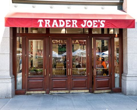 Trader Joe's store in New York City...