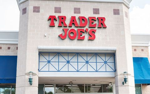 Trader Joe's store in Princeton, New Jersey...