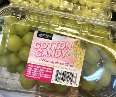 Trader Joe\'s Cotton Candy Grapes Have Been Spotted Back In Stores