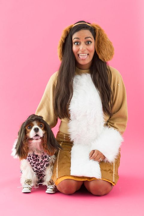 costumes with dog trading places