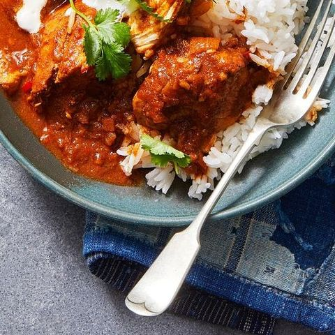 best chicken breast recipes   traditional chicken curry