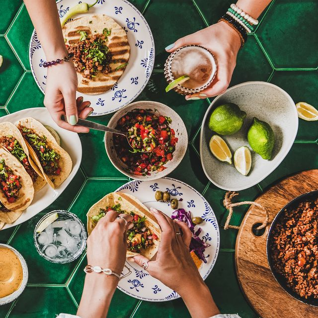 traditional mexican foods