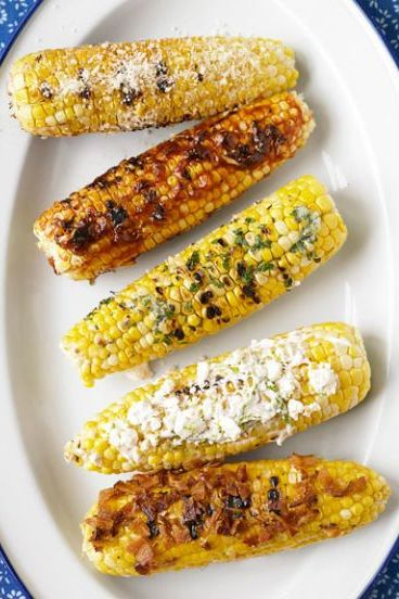 traditional mexican foods mexican style grilled corn