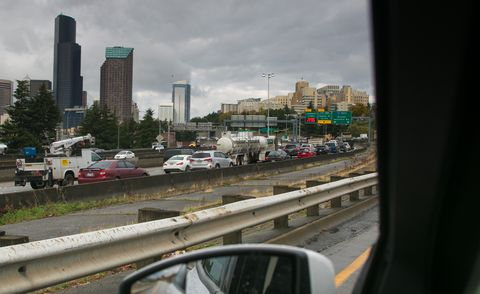Seattle Rides Economic Boom