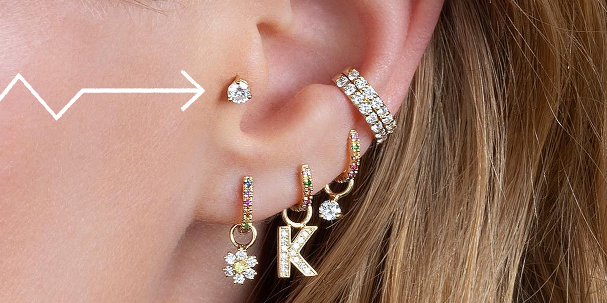 Tragus Piercing 101: Everything You Need to Know Before You Get Pierced
