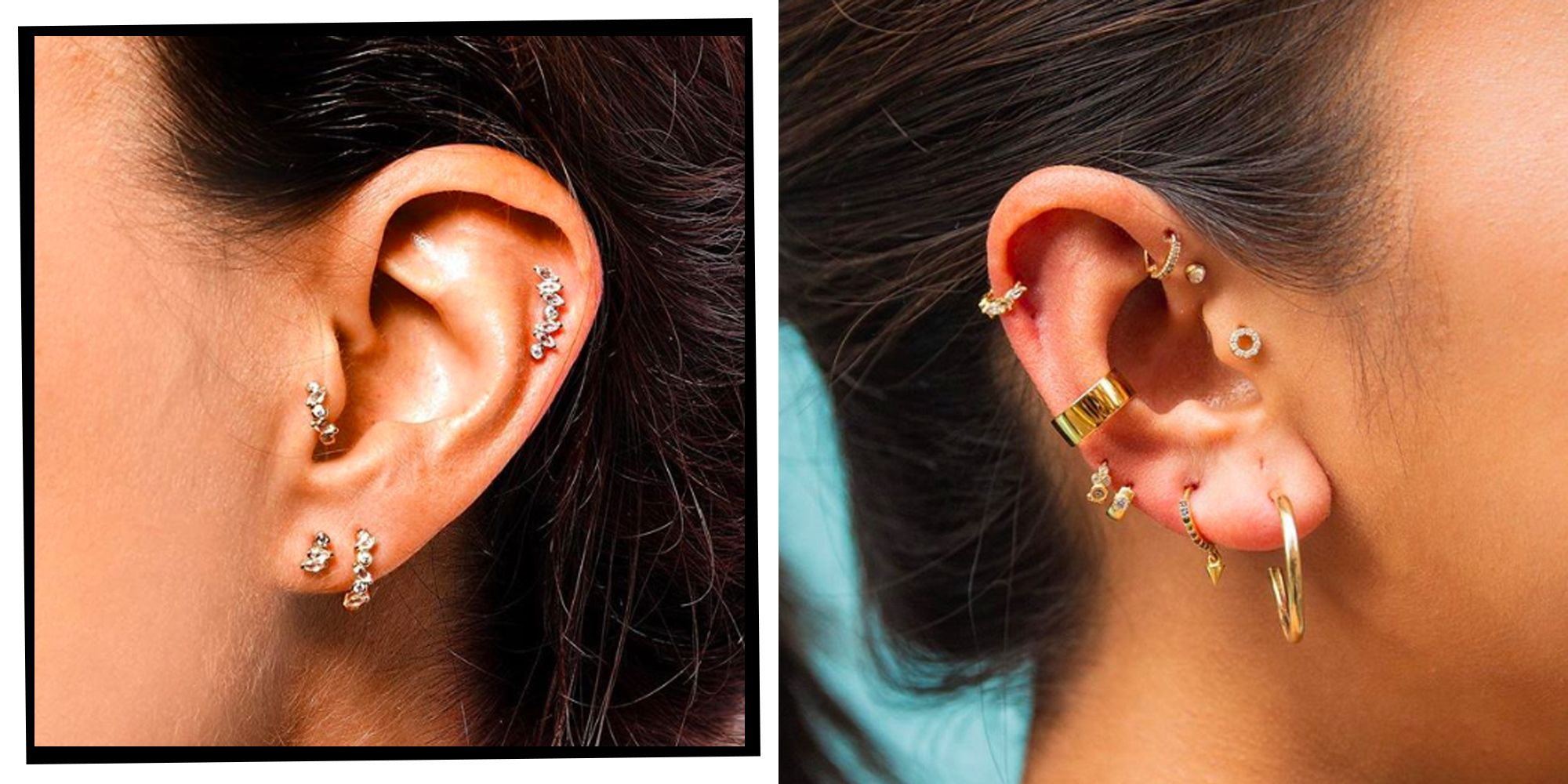 Tragus Piercing What You Need To Know From How Painful It Is To