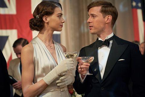 Traidores,la serie de Channel 4 llegaa Netflix después de su éxito en el Reino Unido.